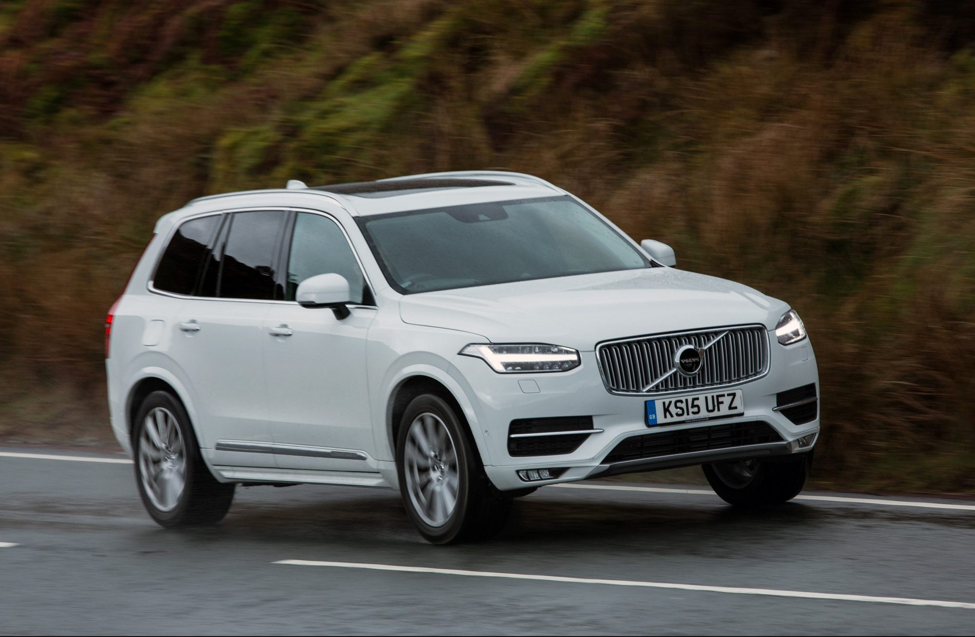 review volvo xc90 t8 inscription simply motor. Black Bedroom Furniture Sets. Home Design Ideas