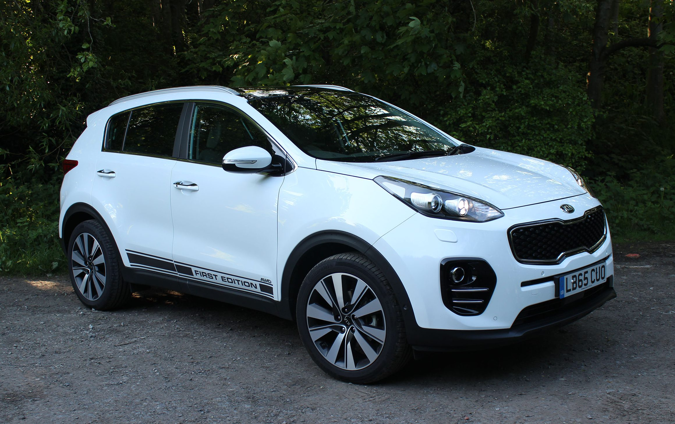 review kia sportage first edition simply motor. Black Bedroom Furniture Sets. Home Design Ideas