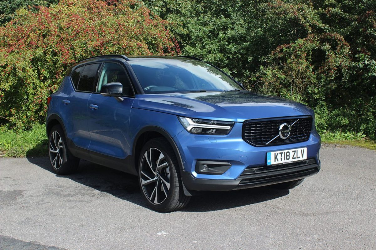 REVIEW - Volvo XC40 T5 R-Design Pro – Simply Motor