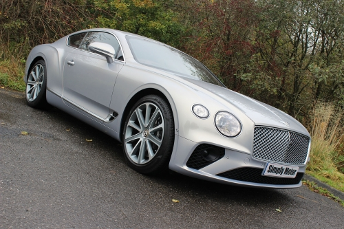 BENTLEY CONTINENTAL GT 002