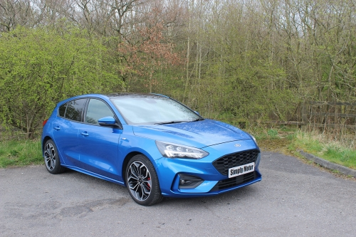 FORD FOCUS ST LINE X 003