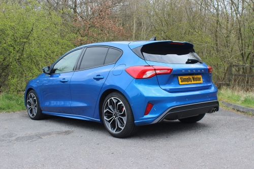 FORD FOCUS ST LINE X 007