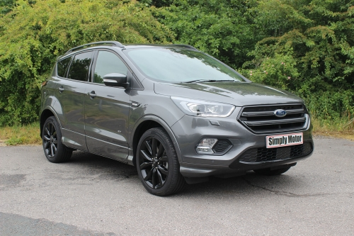 FORD KUGA ST LINE X 003