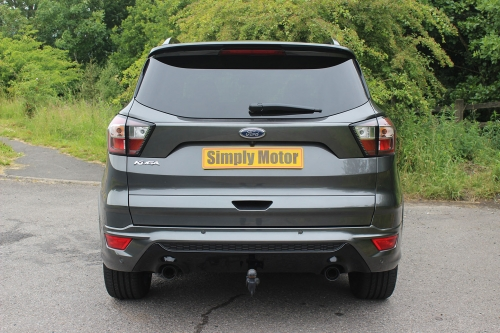 FORD KUGA ST LINE X 008