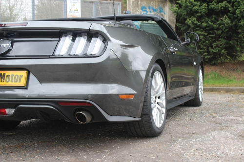 FORD MUSTANG GT CONV 006