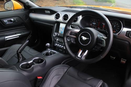 FORD MUSTANG V8 GT 2018 012