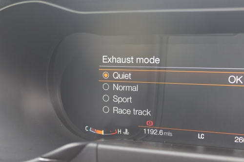 FORD MUSTANG V8 GT 2018 018