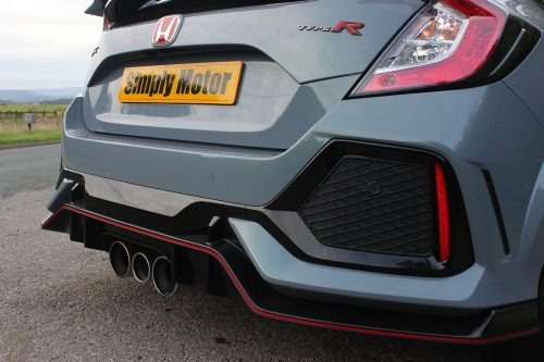 HONDA CIVIC TYPE R GT 008