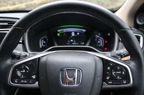 HONDA CR-V HYBRID EX 018