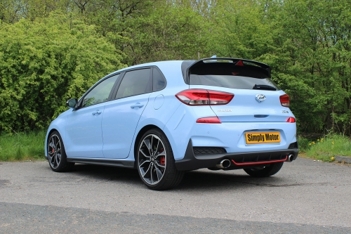 HYUNDAI I30 N PERFORMANCE 008
