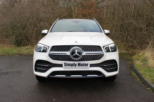 MERCEDES BENZ GLE 001