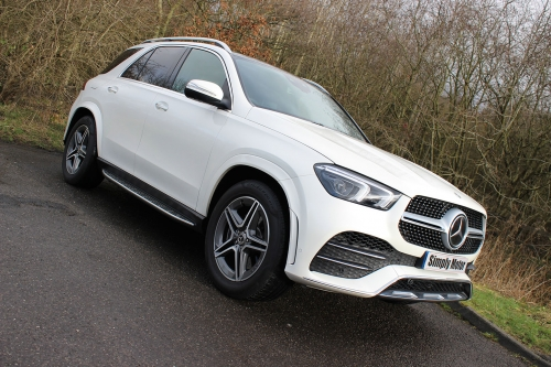 MERCEDES BENZ GLE 002