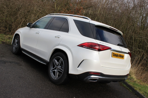 MERCEDES BENZ GLE 006