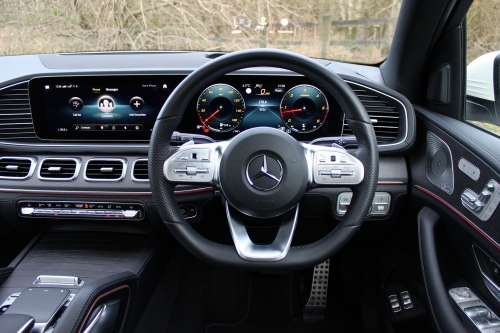 MERCEDES BENZ GLE 011