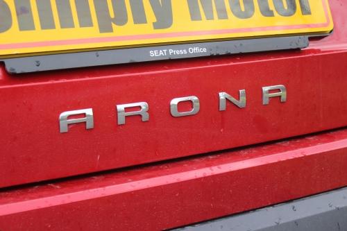 SEAT ARONA FR 010