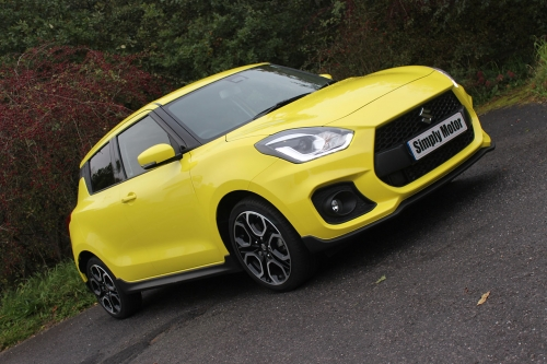 SUZUKI SWIFT SPORT 001